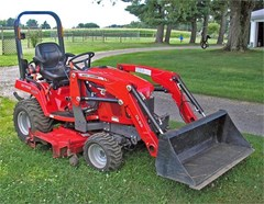 Tractor For Sale 2018 Massey Ferguson GC1705 , 22 HP