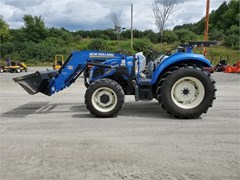 Tractor For Sale 2012 New Holland T4.75 , 75 HP