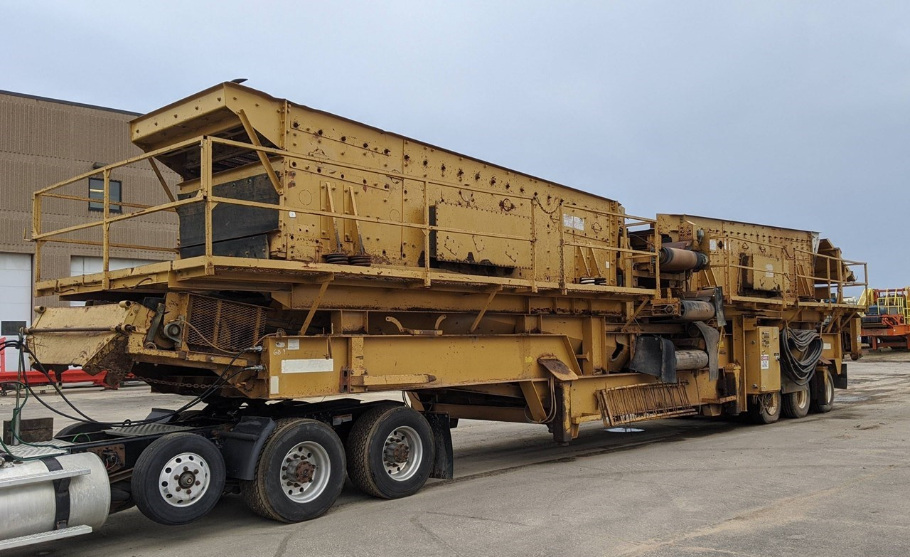 1996 Other 6203-T Screening Plant For Sale