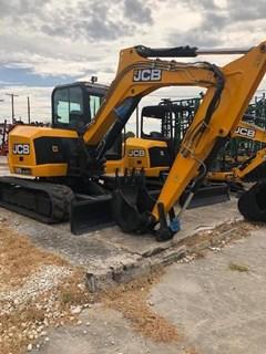 Excavator-Track For Sale 2019 JCB 85Z-1 , 48 HP