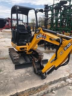 Excavator-Mini For Sale 2016 JCB 8018CTS , 19 HP