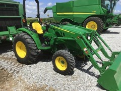Tractor - Compact Utility For Sale 2018 John Deere 4052M