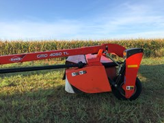 Disc Mower For Sale 2013 Kuhn GMD4050TL