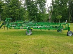 Hay Rake For Sale 2008 Frontier wr2212