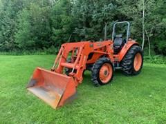 Tractor For Sale 2006 Kubota M6040HD , 60 HP