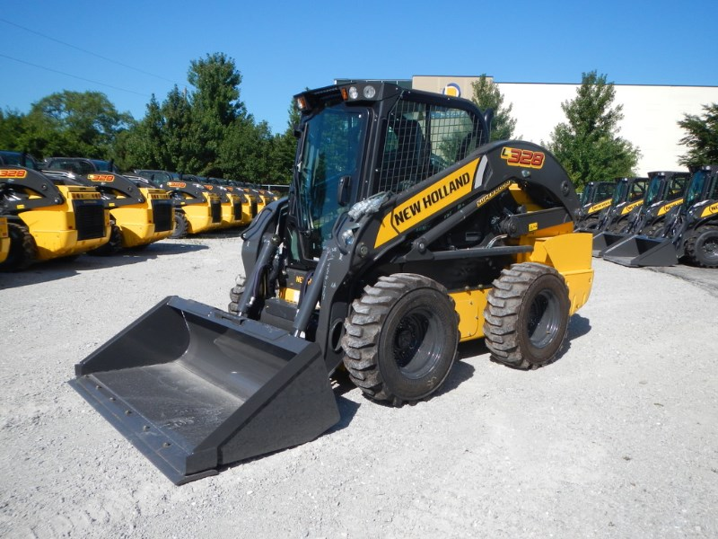 2020 New Holland L328 Skid Steer For Sale