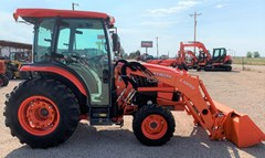 Tractor For Sale Kubota L6060