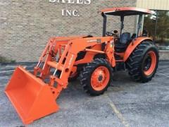 Tractor For Sale 2016 Kubota M7060HD12 , 60 HP