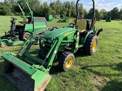 Tractor - Compact Utility For Sale 2007 John Deere 2520 , 26 HP
