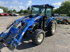 Tractor - Compact Utility For Sale 2010 New Holland Boomer 4055 , 55 HP