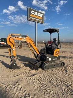 Excavator-Track  2020 Case CX17C