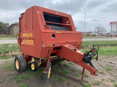 Baler-Round For Sale 2001 New Holland 688