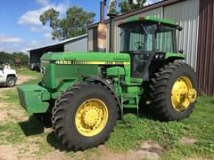 Tractor - Row Crop For Sale 1984 John Deere 4650 , 160 HP