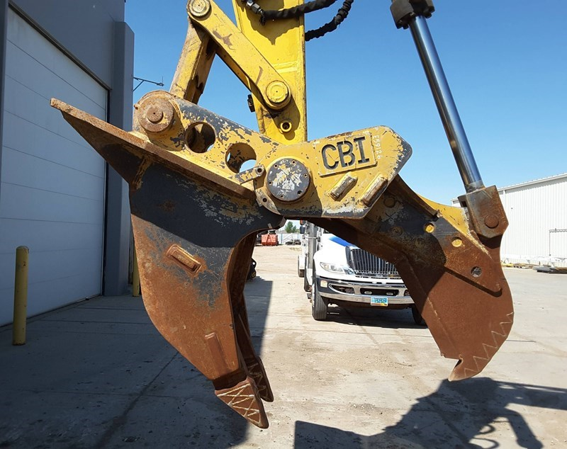 Other STUMP SHEAR Excavator Attachment For Sale