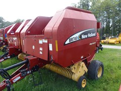 Baler-Round For Sale 2004 New Holland BR740