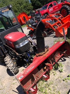 Tractor - Compact For Sale 2008 Case IH DX33 , 33 HP