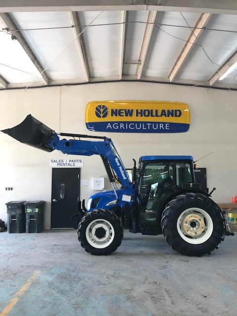 2007 New Holland TN85DA Tractor - Utility For Sale