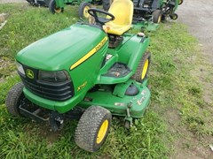 Lawn Mower For Sale 2008 John Deere X740 , 25 HP
