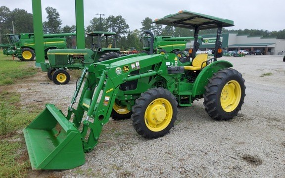 2017 John Deere 5045E Tractor - Utility For Sale