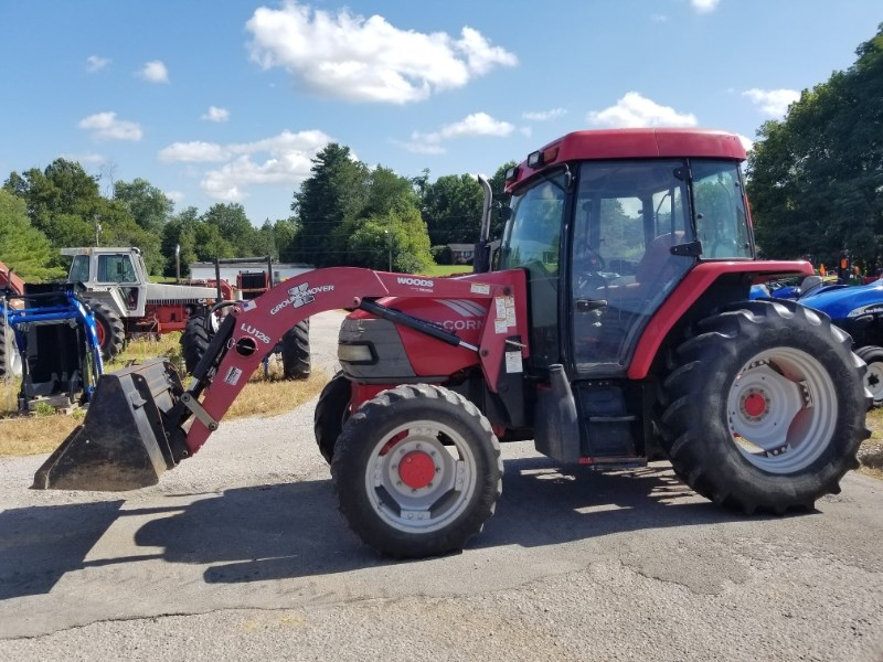 2005 McCormick CX75C4L Tractor For Sale