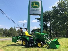 Tractor - Compact Utility For Sale 2019 John Deere 1023E