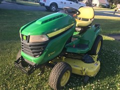 Lawn Mower For Sale 2017 John Deere X580 , 25 HP