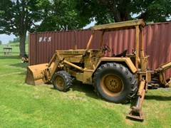 Loader Backhoe For Sale Ford 755 , 97 HP