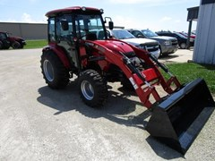 Tractor For Sale 2020 Case IH FARMALL 55C SERIES II:-Cab