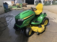 Lawn Mower For Sale 2016 John Deere X584 , 24 HP