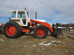 Tractor For Sale 1982 Case IH 2090MFD