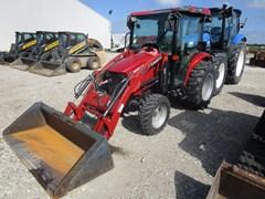 Tractor For Sale 2010 Case IH Farmall 50 CVT , 55 HP