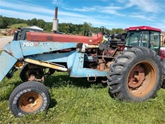 Tractor For Sale International 706 , 70 HP
