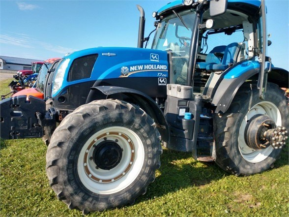 2012 New Holland T7.210 Tractor For Sale