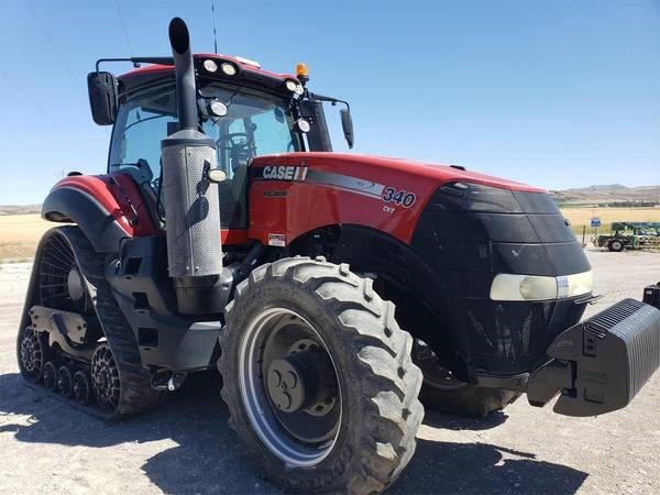 2016 Case IH MAGNUM 340 ROWTRAC CVT Tractor For Sale