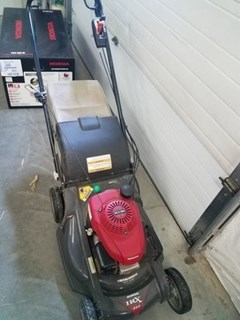 Walk-Behind Mower For Sale 2016 Honda HRX217HYA