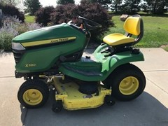Riding Mower For Sale 2018 John Deere X380