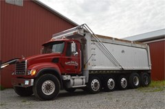 Dump Truck For Sale 2007 Mack 000