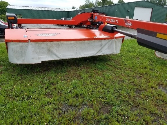 2016 Kuhn GMD3150 TL Mower Conditioner For Sale