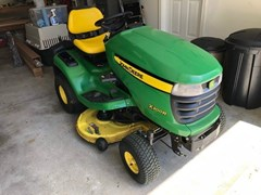 Riding Mower For Sale 2012 John Deere X300R