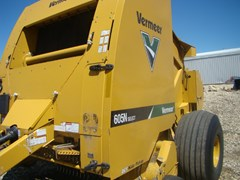 Baler-Round For Sale 2017 Vermeer 605N