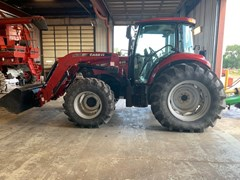 Tractor For Sale 2014 Case IH 105C , 106 HP