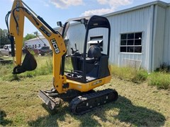 Excavator-Mini For Sale 2016 JCB 8018CTS