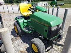 Lawn Mower For Sale 1994 John Deere 455 , 22 HP