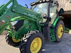 Tractor - Utility For Sale 2017 John Deere 6130R