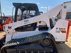 Skid Steer-Track  Bobcat T740 T4