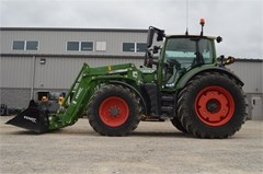 Tractor For Sale 2016 Fendt 516 VARIO , 160 HP