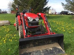 Tractor - Compact Utility For Sale 2018 Massey Ferguson 1734E , 34 HP