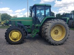 Tractor - Row Crop For Sale 1993 John Deere 7800 , 145 HP