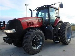 Tractor For Sale 2016 Case IH MAGNUM 200 , 200 HP
