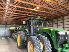 Tractor For Sale 2014 John Deere 8345R , 345 HP